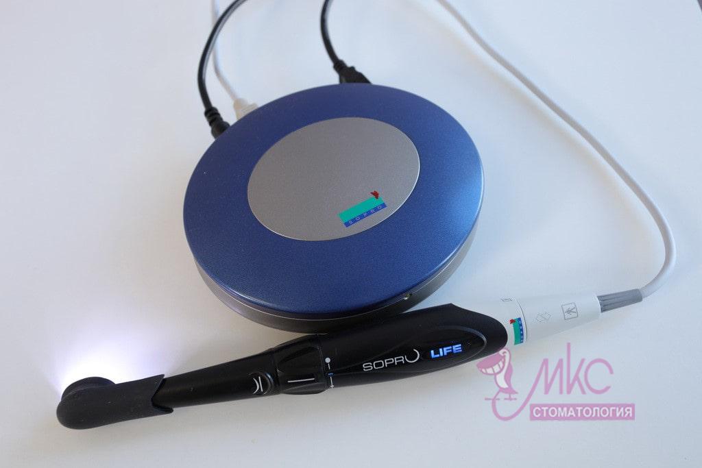 фото инструмент видеодиагностики стоматологической